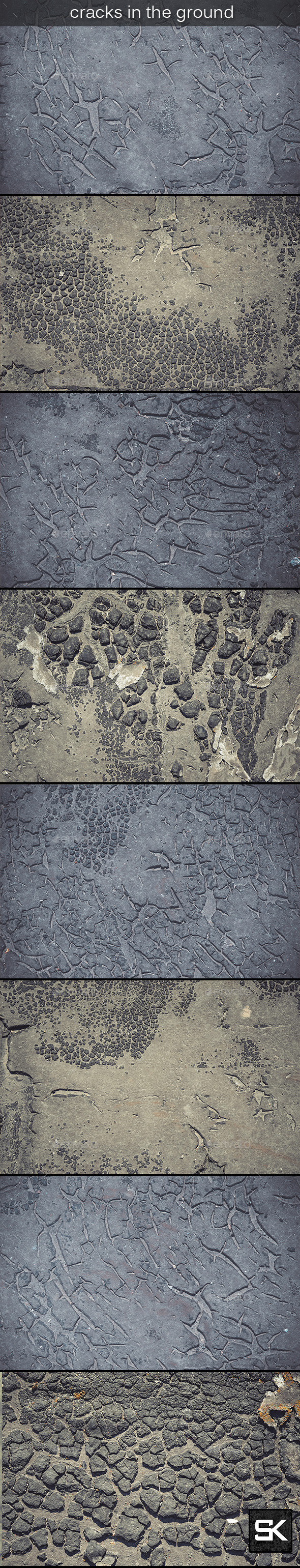 GraphicRiver Cracks In The Ground 11458416