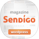 Sendigo - Magazine / Newspaper WordPress Theme