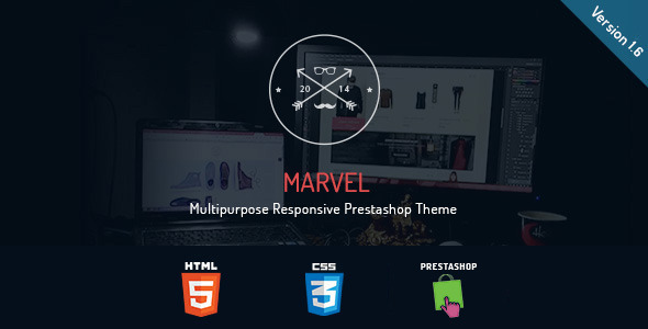 JMS Marvel - Multipurpose Prestashop Theme