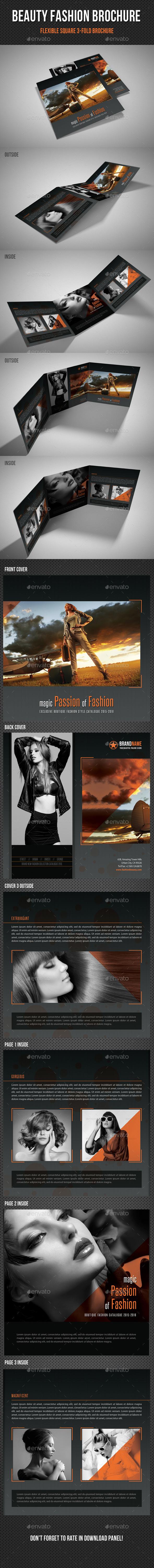 GraphicRiver Beauty Fashion Square 3-Fold Brochure 04 11406620