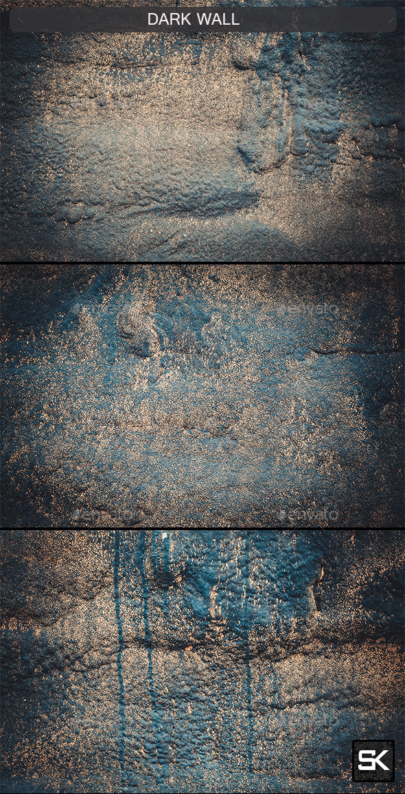 GraphicRiver Dark Wall 11458806