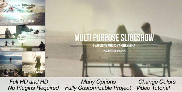 Multi Purpose Slideshow