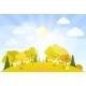 Autumn Landscape Mountain Forest - GraphicRiver Item for Sale