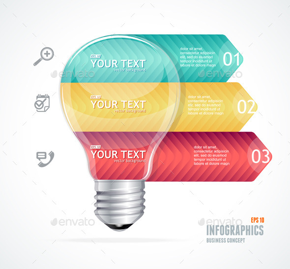 GraphicRiver Modern Infographics Options Banner 11458999