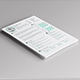Resume (Update) - GraphicRiver Item for Sale