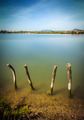 Lake and Poles - PhotoDune Item for Sale