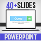 Gump PowerPointTemplate - GraphicRiver Item for Sale
