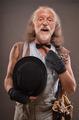 Old beggar - PhotoDune Item for Sale