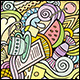 2 Food Doodles Seamless Pattern - GraphicRiver Item for Sale
