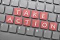 Take action key on keyboard - PhotoDune Item for Sale