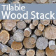 Wood Stack Tileable Texture