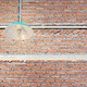 Brick wall and lighting decor - PhotoDune Item for Sale