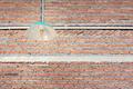 Brick wall and lighting decor - PhotoDune Item for Sale