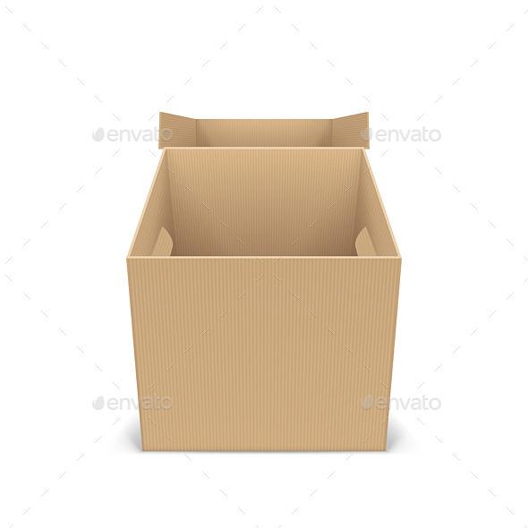 GraphicRiver Open Box 11461204