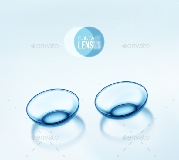 GraphicRiver Contact Lenses 11462218