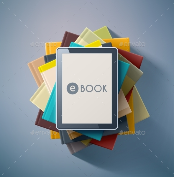GraphicRiver E-Book 11462225