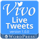 Vivo Live Tweets - WordPress Plugin