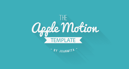 Apple motion template on videohive for Apple motion templates for sale
