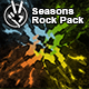 Seasons Rock Pack - AudioJungle Item for Sale