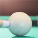 Man Shoots the Cue Ball - VideoHive Item for Sale