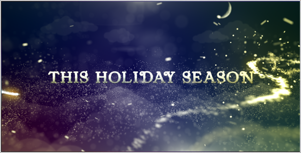 After Effects Project - VideoHive Christmas Titles 1151625