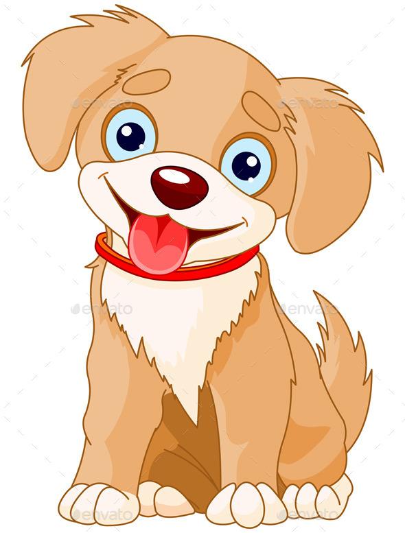 GraphicRiver Puppy 11466088