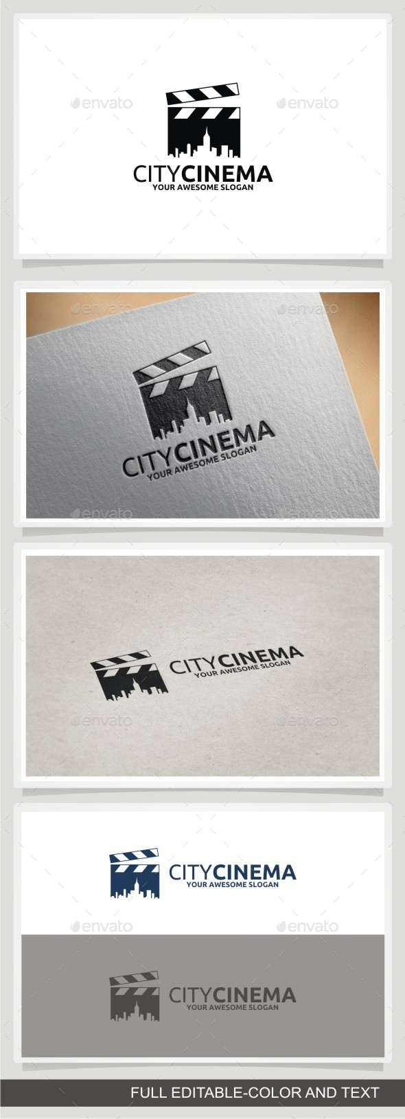 GraphicRiver City Cinema 11466198