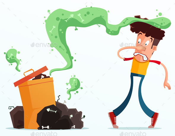 GraphicRiver Stinky Garbage 11467082