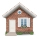 Small Brick House - GraphicRiver Item for Sale