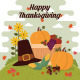 Thanksgiving Day Illustation - GraphicRiver Item for Sale