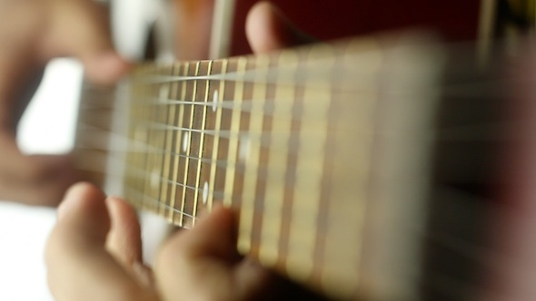 VideoHive Playing Guitar 11468072