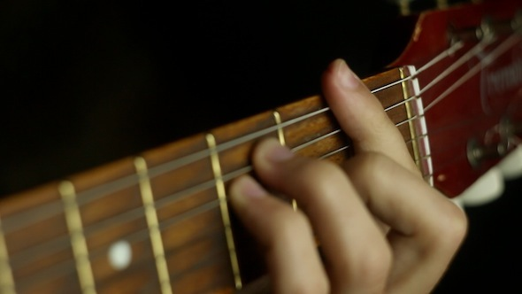 VideoHive Playing Guitar 2 11468160