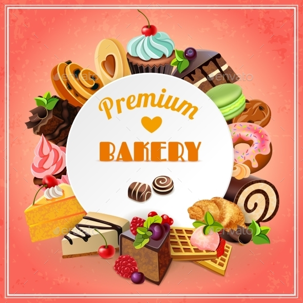 GraphicRiver Bakery Promo Poster 11468258