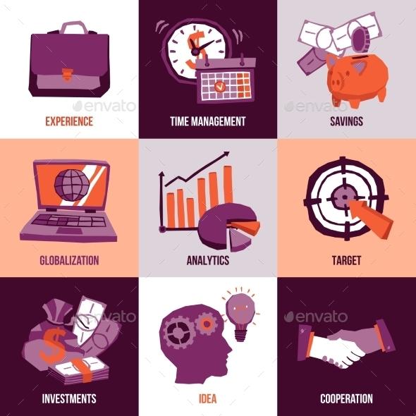 GraphicRiver Business Design Concept 11468508