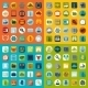Set Of Veterinary Flat Icons - GraphicRiver Item for Sale