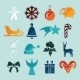 Set Of Christmas Icons - GraphicRiver Item for Sale