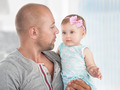Happy father with baby girl - PhotoDune Item for Sale