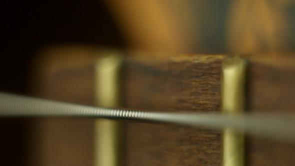 VideoHive Guitar String Macro 11468601