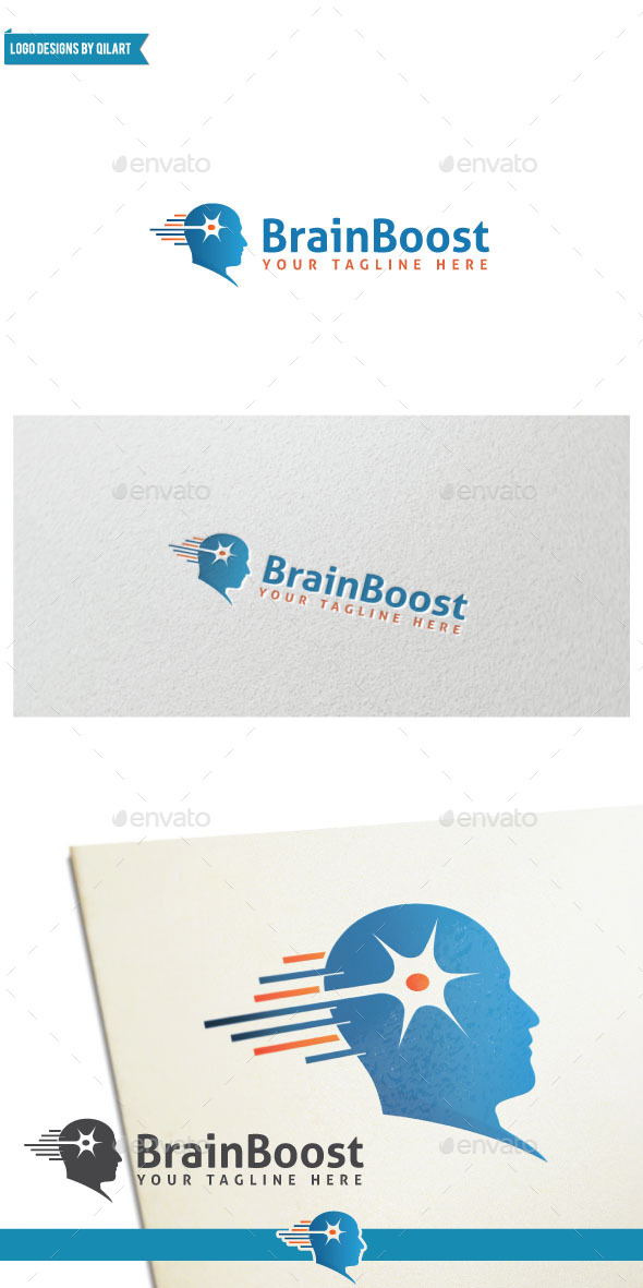 GraphicRiver Brain Boost 11468880