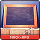 Blackboard / Chalkboard Mock-ups with Chalk Action - GraphicRiver Item for Sale