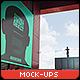 Urban Poster / Billboard Mock-ups - Huge Edition - GraphicRiver Item for Sale