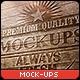Trendy Logo Mockup - 8 Smart Templates - GraphicRiver Item for Sale