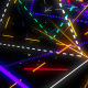 Triangular Tunnel VJ Loop - VideoHive Item for Sale