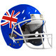 Flagged Australia American football helmet - PhotoDune Item for Sale