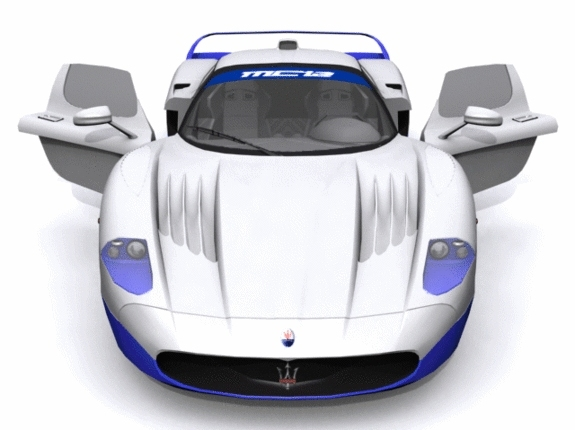 Maserati MC-12 - 3DOcean Item for Sale