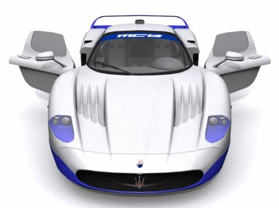 3DOcean Maserati MC-12 1151854