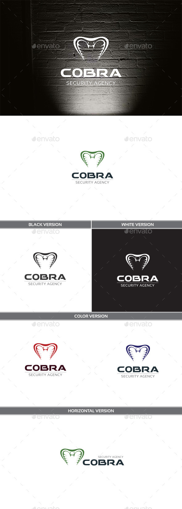 GraphicRiver Cobra 11470568