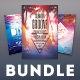 Summer Flyer Bundle Vol.09 - GraphicRiver Item for Sale