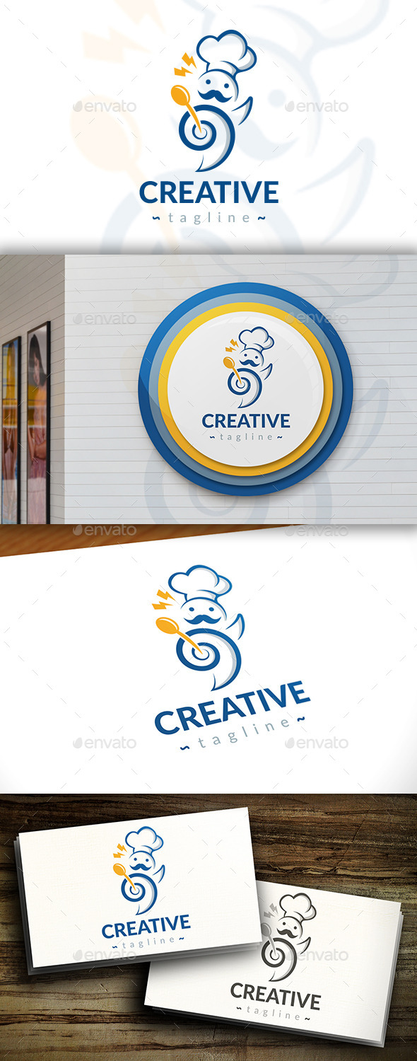 Creative Food Logo