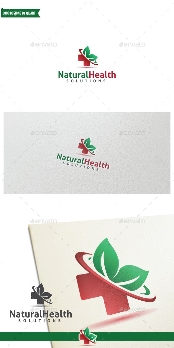 GraphicRiver Natural Health Solution 11471195